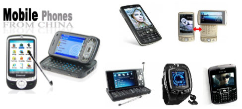Wholesale Cell Phones on Chinavasion
