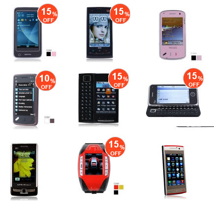 Wholesale Cell Phones on Lightinthebox