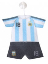 2010 World Cup Soccer Jerseys Hanging