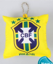 2010 World Cup Square Pillows