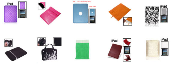 Wholesale iPad Cases on Uxcell