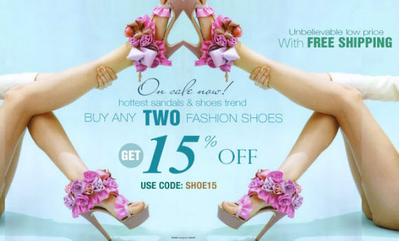 Milanoo Special Offer on Fashionable Summer Shoes
