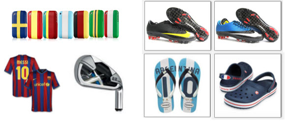 Wholesale Sporting Items on Vankle.com