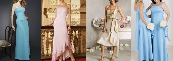 Wholesale Bridesmaid Dresses on Milanoo