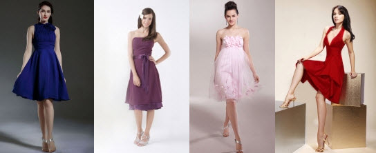 High Quality Custom Made Bridesmaid Dresses On Lightinthebox