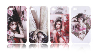 chinese-style-iphone-4-case