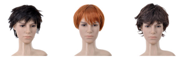 Hair Wigs for Men