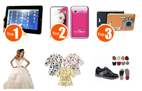 AliExpress Item Categories