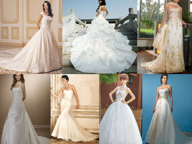 Discounted Wedding Dresses on AliExpress