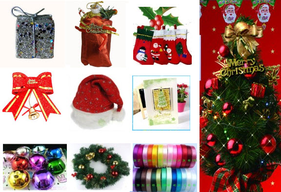 where to shop best and cheapest christmas decorations for christmas 2010