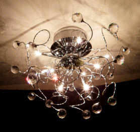decorative lights for homes choose beautiful lights to complement, Lighting ideas