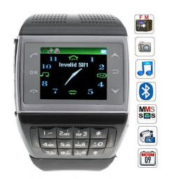 Camera Cell Phone Watches