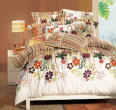 Cotton Printed Bedding Sets