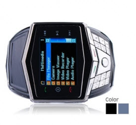 Ultra Thin Bluetooth Cell Phone Watches
