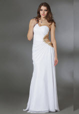 2011 Chiffon Evening Dresses