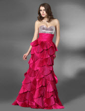 2011 Floor Length Evening Dresses