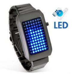 Japanese LED Watches