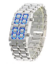 LAVA Inspired LED Watches