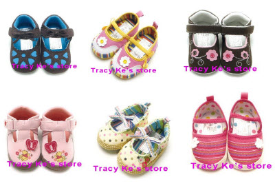 Mix Order Wholesale Baby Shoes