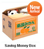 Saving Money Box