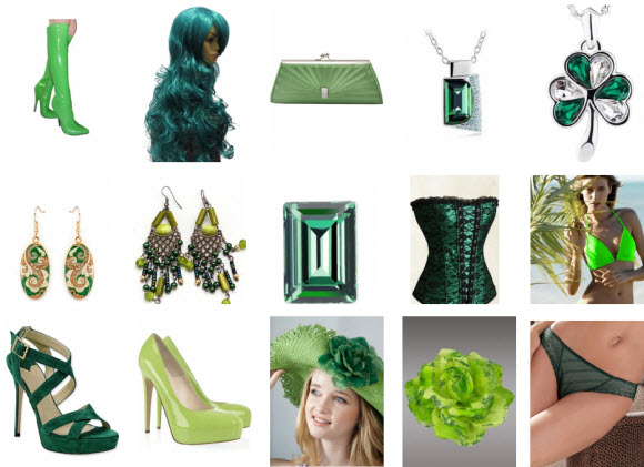 58bcdcf11 St. Patrick's Day 2011 Deals from China Shopping Websites