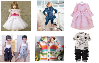 Great Sources for Wholesale Kids' Clothing