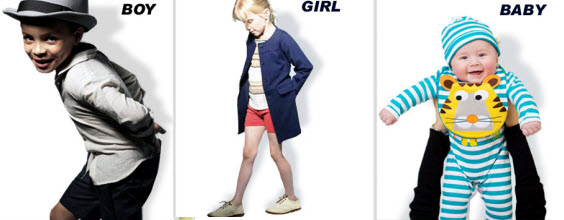 Wholesale Kids Clothing at Milanoo