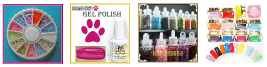 Cheap Wholesale Nail Art Supplies at AliExpress