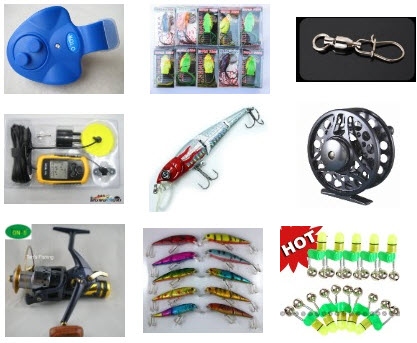 Wholesale Fishing Gear