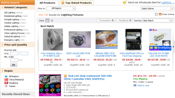 Wholesale Lighting Fixtures from China at AliExpress