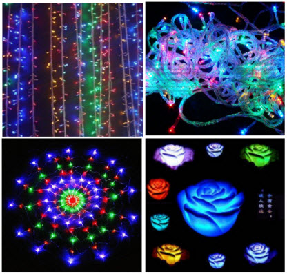 Wholesale Christmas Lights 2011 from China