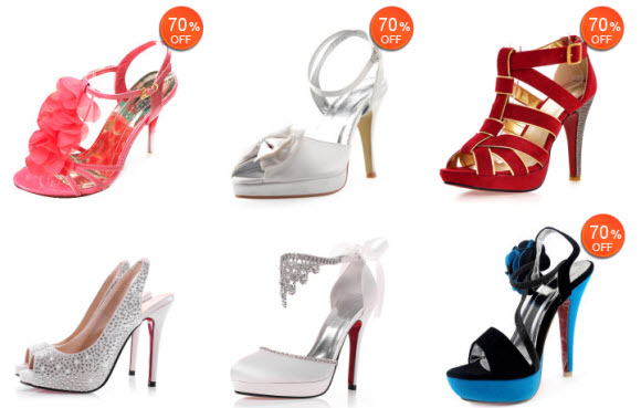 Stores to Buy Special Occasion Shoes for Women at Wholesale Prices