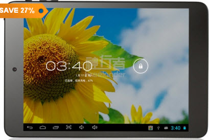 Discounted Chinese Tablet PC Freelander