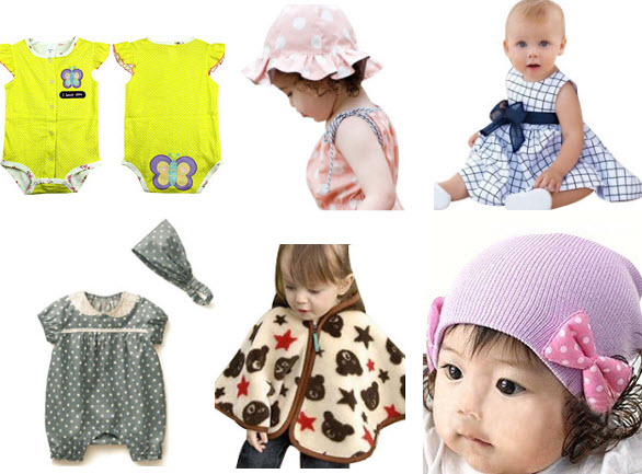 Spring 2012 Baby Clothes Kids' Clothes