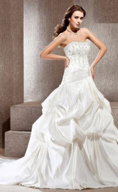 Wedding Dresses in the Light Box
