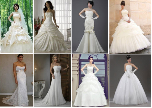 Wedding Gowns Under 100