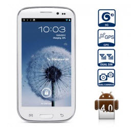 Android 4.0 3G Smartphone at Ahappydeal.com
