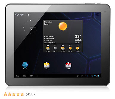 DesireTab Android 4.0 Tablet