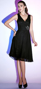 Top Rated Little Black Dress at Lightinthebox