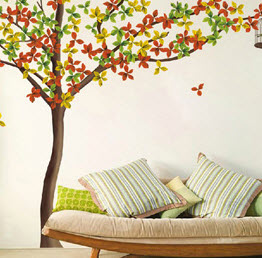 Large Tree Home Decorative Wall Sticker
