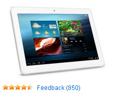Yuandao N101 Android 4.1 Quad Core Tablet PC