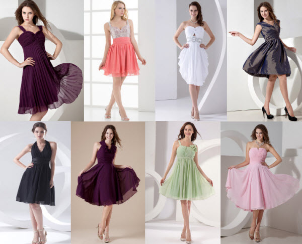 2013 College Graduation Dresses at Milanoo.com
