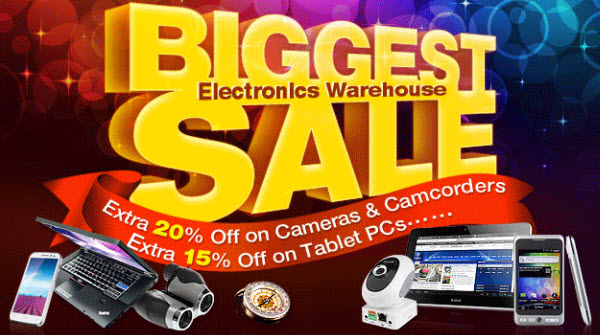 Dinodirect Warehouse Deals on  Electronics