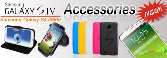 Discounted Samsung Galaxy S4 Cases at  Eforchina.com