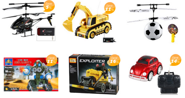 Focalprice Deals on RC Toys