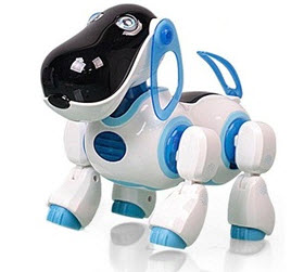Intelligent Voice RC Robot Dog