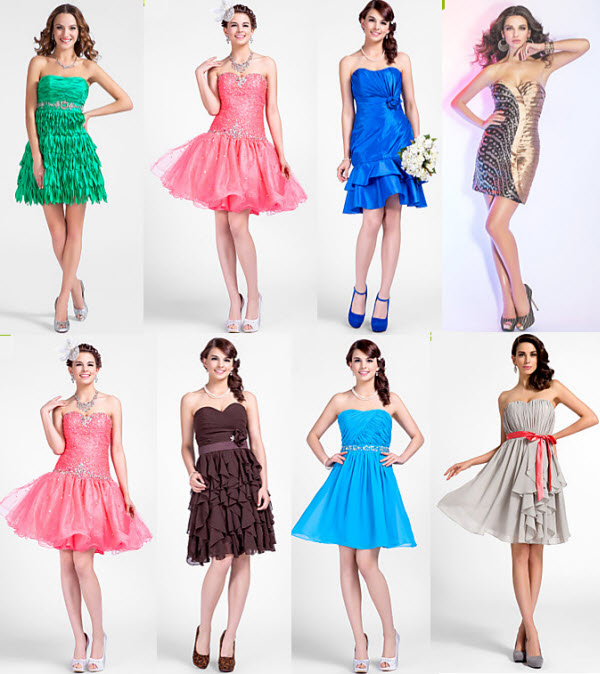 2013 Cheap Cocktail Dresses at Lightinthebox.com