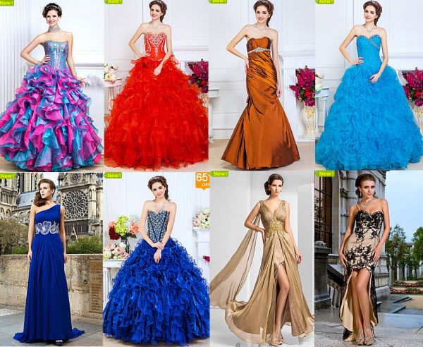 2013 New Prom Dresses for Sale at Lightinthebox