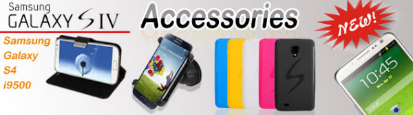 Deals on Samsung Galaxy S4 Accessories
