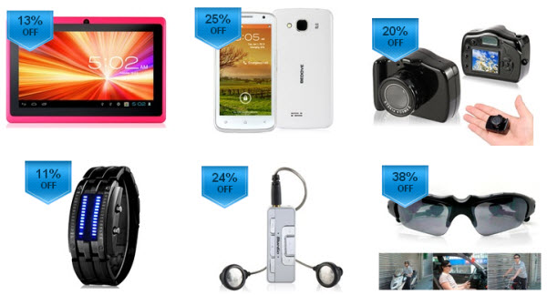 Focalprice 2013 Graduation Sale on Gadgets